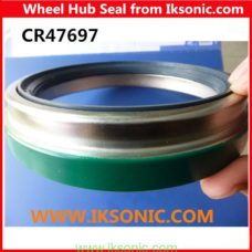 SKF CR47697 Wheel hub seal for truck heavy duty oil seal manufacturer