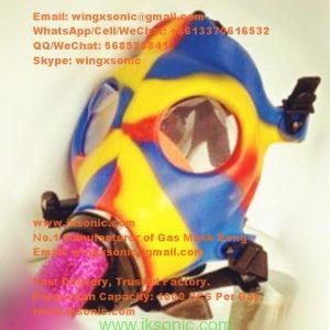 smoking mask bong for sale smoke face mask water pipe gas mask water bong www.iksonic.com