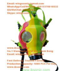 Gas Mask for Bong Smoking