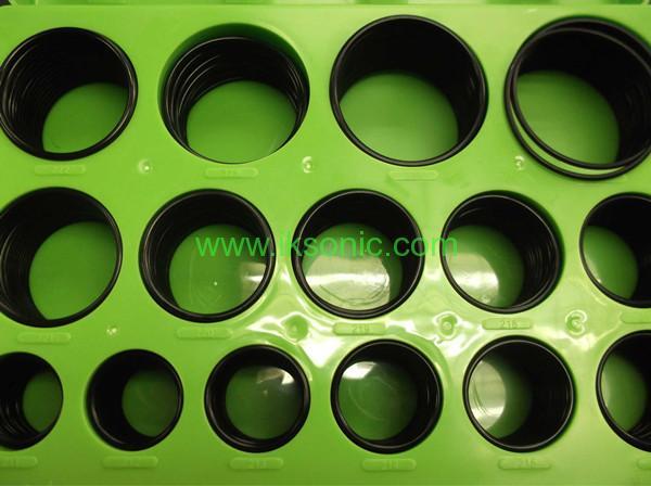 rubber o ring kit repair box hardness durometer of 90 American Standard AS568 Seal O-rings