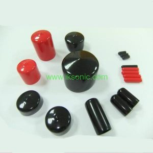 PE PP PVC plastic bolt nut protective cap cover