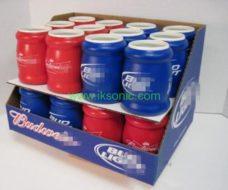 custom Foam Insulated Can Holder Foam Drink Can Cooler beer can holder sponge