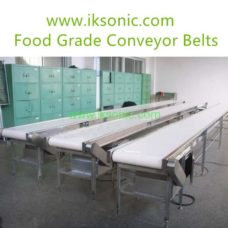 food grade conveyor belt Manufacturer food machinery white belt