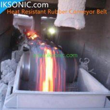 heat resistant conveyor belt high temperature resistant rubber conveyor belts EPDM Silicone belts