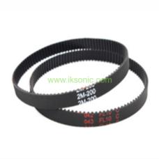 2GT GT2 Opening Timing Belt 3D Printer Rubber Belt