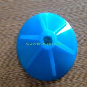 Blue Silicone vacuum sucker made in china