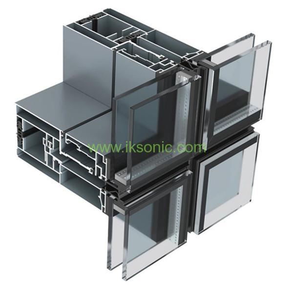 Glass Curtain Wall Rubber Seal Building Window Sealiksonic