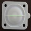 white Vacuum pump diaphragm gasket