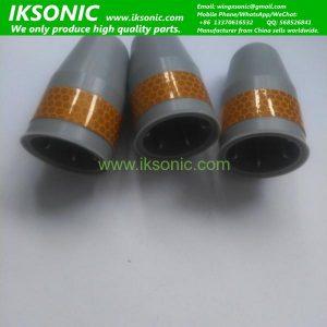 PE PP PVC Rust proof plastic bolt nut protection caps