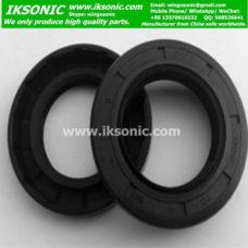 Nitrile rubber TC double lips oil seal supplier