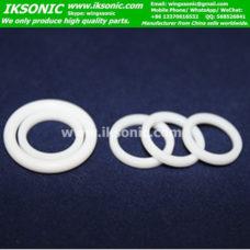 PPTFE teflon plastic flat washer PTFE gasket seal