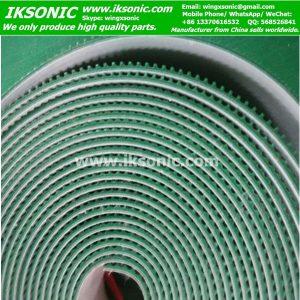 PVC Grass Conveyor Belt Green Rubber Belt PVC Grip Top Conveyor Belt