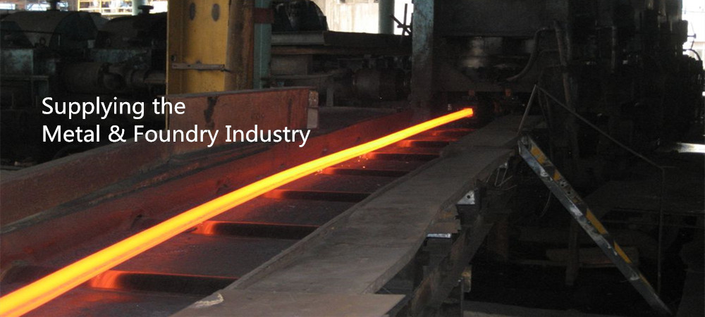 supply the Metal and Foundry Industry