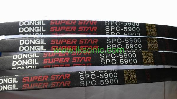 Dongil Super Star V Belt Factory Agent Distributor