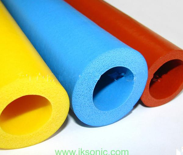 Silicone Rubber Foam Insulation Tubeiksonic Leading