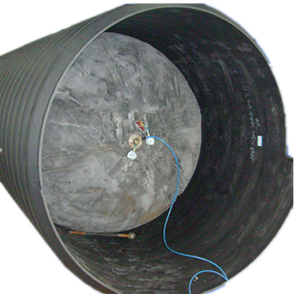 Inflatable Seal Rubber Pipe Plug Pipeline Drain Test