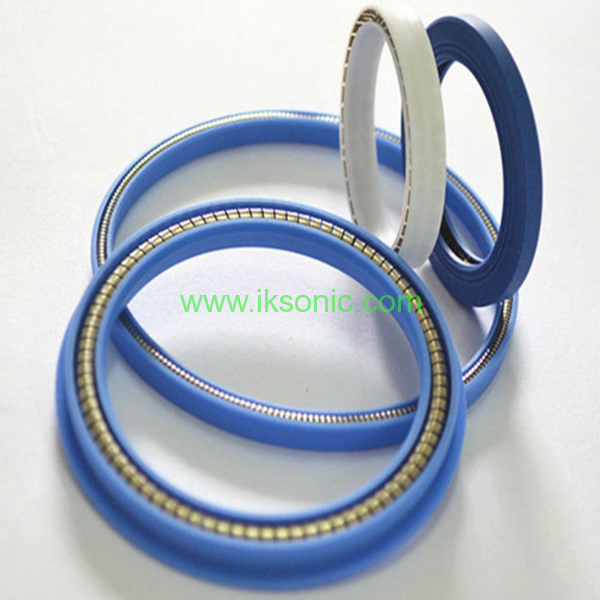 Ptfe Lip Seal Spring Energized Ptfe Lip Seal Iksonic