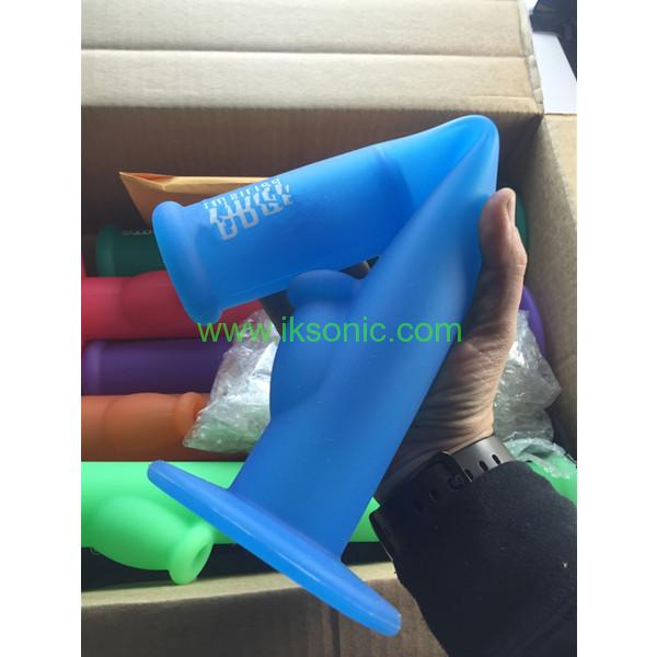 Strong Silicone Bong Water Pipe Oem Manufactureriksonic