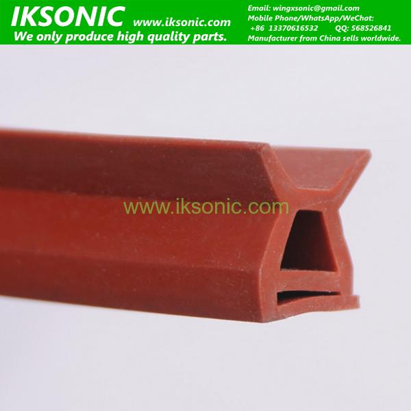 High Temperature Heat Resistant U Type Silicone Rubber